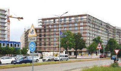 Wohnen am Südpark München